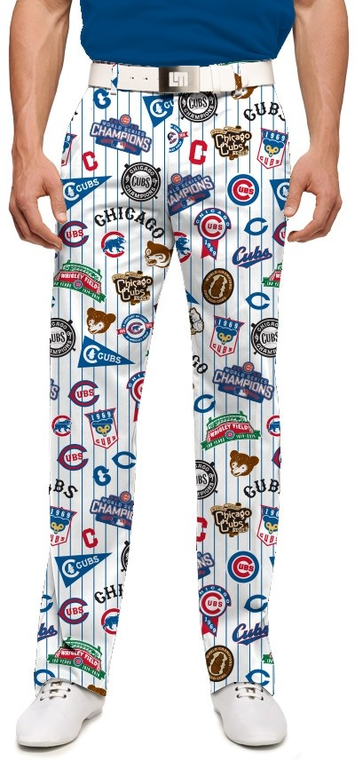 Cubs Retro StretchTech Men's Pant MTO