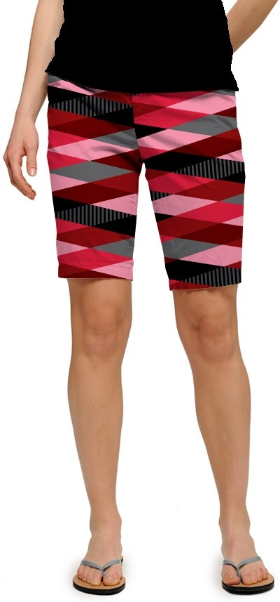 Fore Shades of Red Women's Bermuda Short MTO