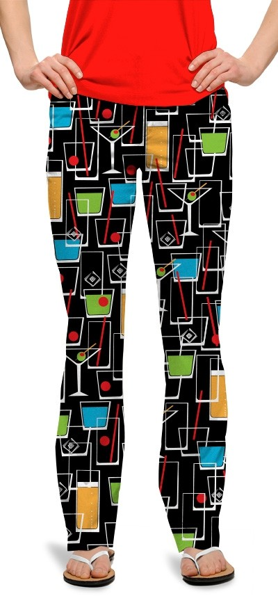 Happy Hour StretchTech Women's Capri/Pant MTO