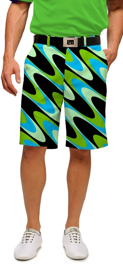 Interference Aqua Men's Short MTO