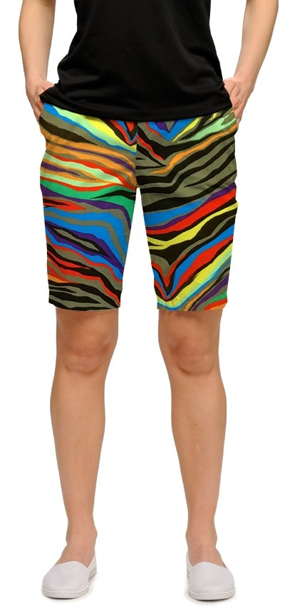 Jungle Bogey StretchTech Women's Bermuda Short MTO