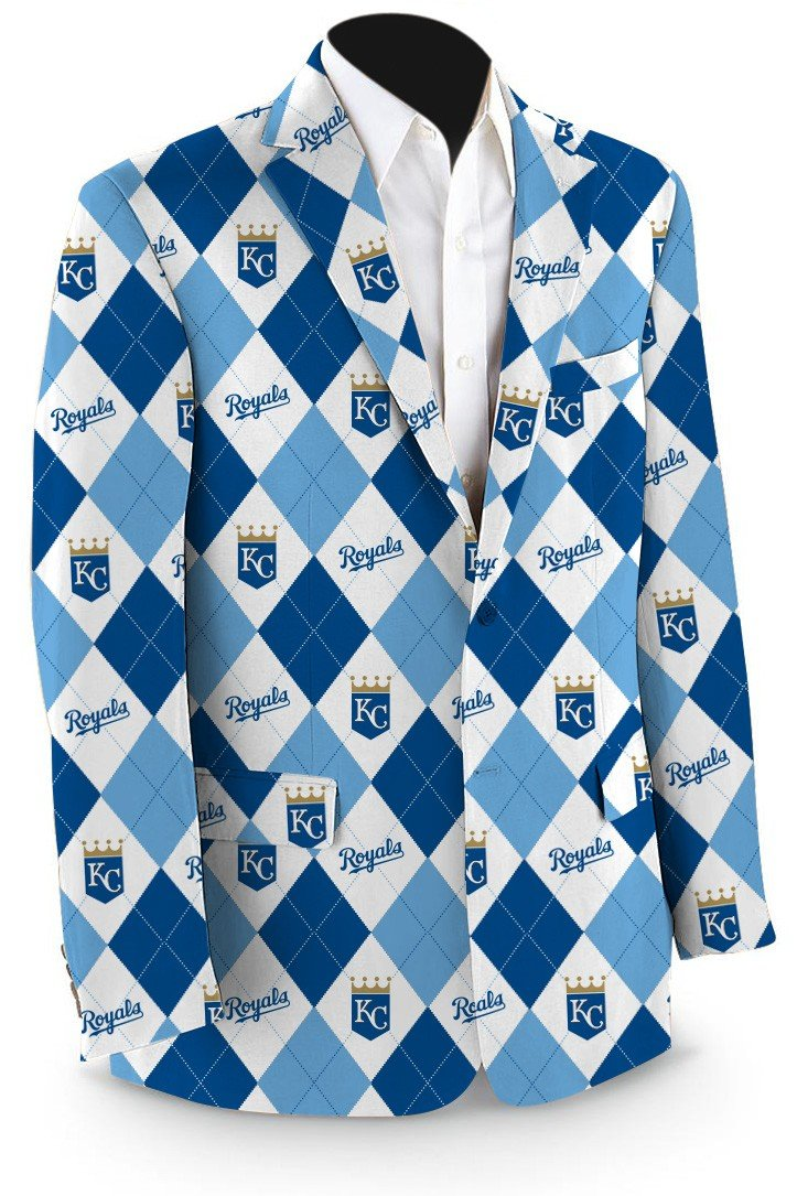 Royals Argyle Men's Sport Coat MTO