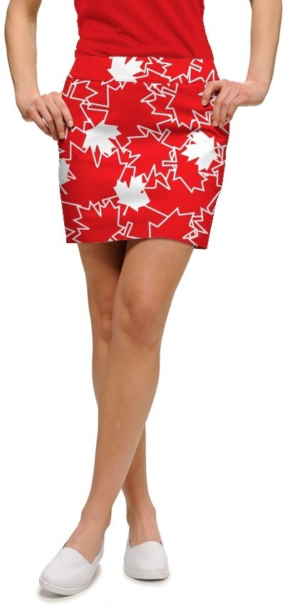Woodworth Collection Oh Canada Women's Skort