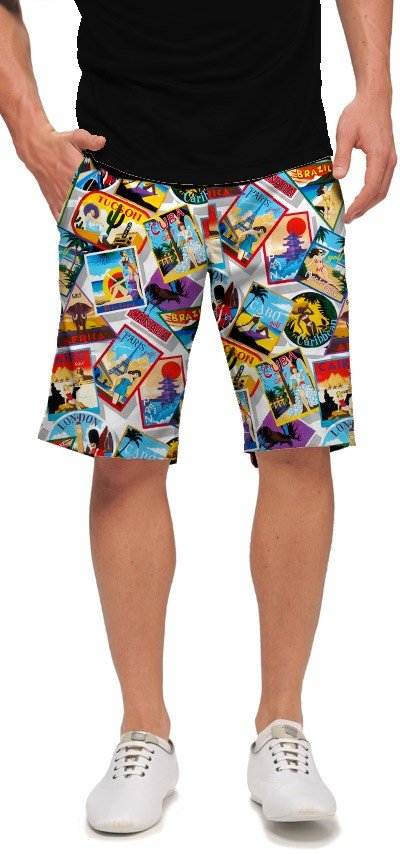 Postcards from the Wedge Men's Short
