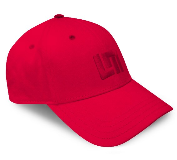 Red Hat Adjustable LM Red