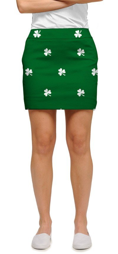 Shamrocks Women's Skort