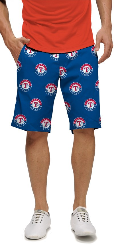 Rangers Solid Men's Short MTO