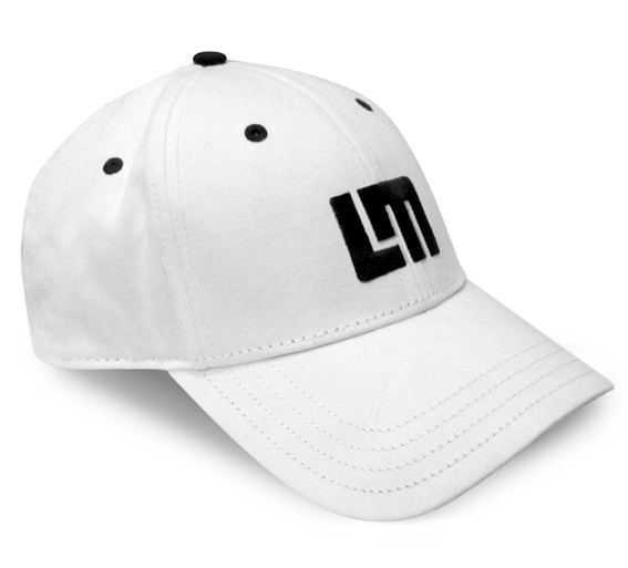 White Hat Adjustable LM Black