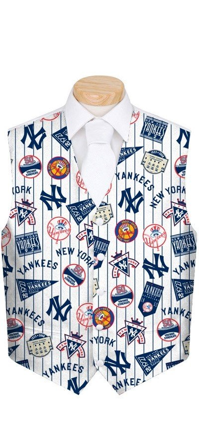 Yankees Retro Men's Vest MTO