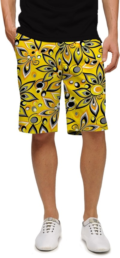 Shagadelic Yellow Men's Short