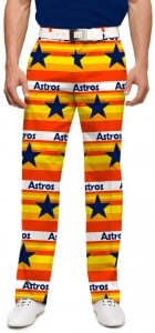 Astros Retro StretchTech Men's Pant MTO