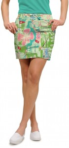 Baffing Spoon StretchTech Women's Skort/Skirt MTO
