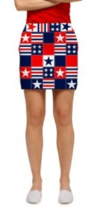 Betsy Ross StretchTech Women's Skort/Skirt MTO