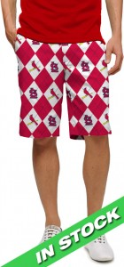 Cardinals Argyle Men's Short MTO