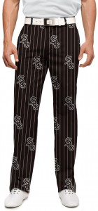 White Sox Pinstripe Men's Pant MTO