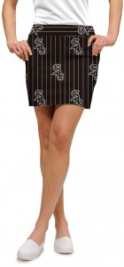 White Sox Pinstripe Women's Skort/Skirt MTO