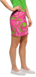 Cotton Candy Women's Skort