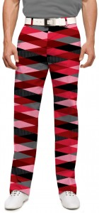 Fore Shades of Red Men's Pant MTO
