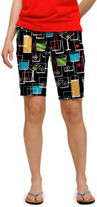 Happy Hour StretchTech Women's Bermuda Short MTO