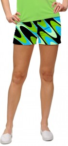 Interference Aqua Women's Mini Short MTO