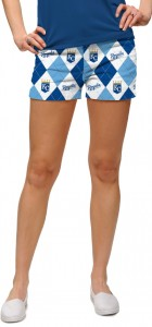 Royals Argyle Women's Mini Short MTO