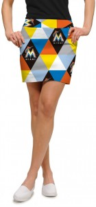Marlins Prism StretchTech Women's Skort/Skirt MTO