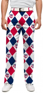Twins Argyle Men's Pant MTO