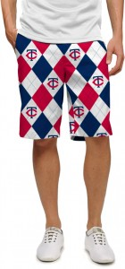 Twins Argyle Men's Short MTO