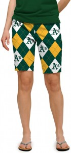 Athletics Argyle StretchTech Women's Bermuda Short MTO