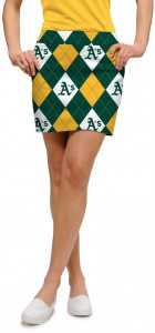 Athletics Argyle StretchTech Women's Skort/Skirt MTO