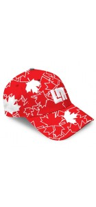 Oh Canada All-Over Cap