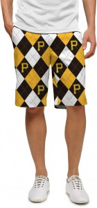 Pirates Argyle Men's Short MTO