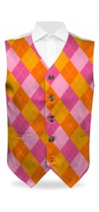 Raspberry SureBet Men's Vest MTO