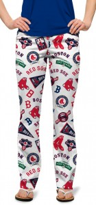 Red Sox Retro StretchTech Women's Capri/Pant MTO