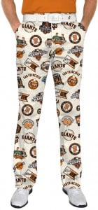 Giants Retro Men's Pant MTO