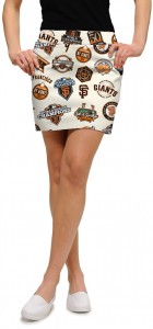 Giants Retro Women's Skort/Skirt MTO