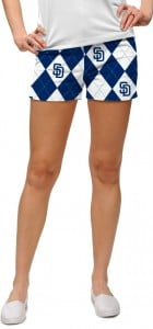 Padres Argyle Women's Mini Short MTO