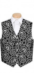 Shiver Me Timbers StretchTech Men's Vest MTO