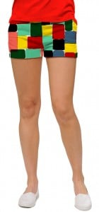 Technicolor Dream Women's Mini Short MTO
