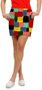 Technicolor Dream Women's Skort/Skirt MTO