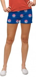 Rangers Solid Women's Mini Short MTO
