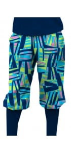 Tiki Bar Blue Knickerbockers MTO