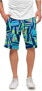 Tiki Bar Blue Men's Short