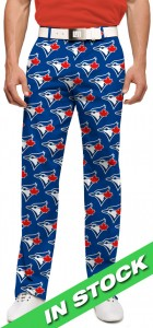 Blue Jays Solid Men's Pant