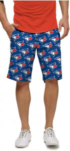 Blue Jays Solid Men's Short MTO