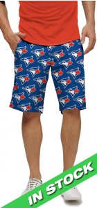Blue Jays Solid Men's Short