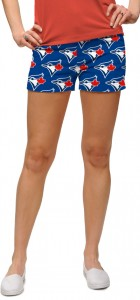 Blue Jays Solid Women's Mini Short MTO
