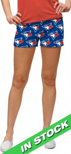 Blue Jays Solid Women's Mini Short