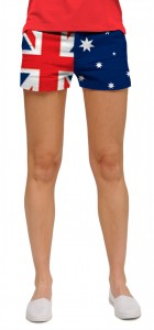 True Blue Women's Mini Short MTO