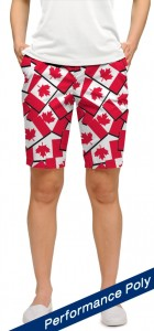 True North StretchTech Women's Bermuda Short